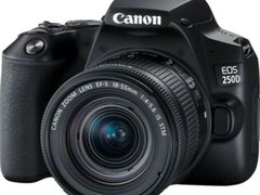Camera foto Canon EOS 250D + 18-55 IS STM kit Cod: 3454C007AA